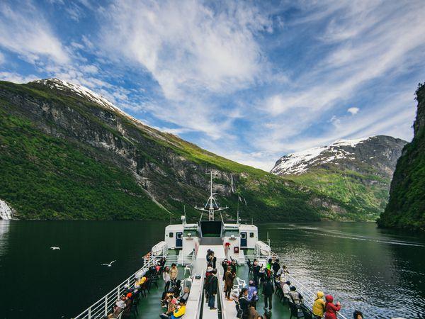 Hellesylt  Geirangerfjord - Doets Reizen - Vakantie Noorwegen - VisitNorway