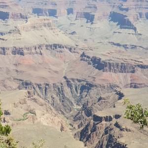 """Tour door """"the Canyon"""" - Dag 10 - Foto"""