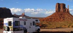 Met de camper door West Amerika