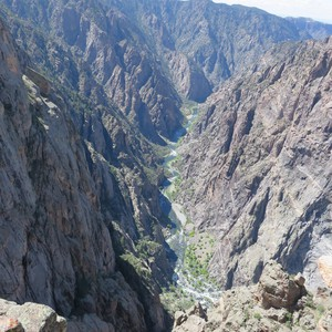 Black Canyon of the Gunnison NP - Dag 14 - Foto