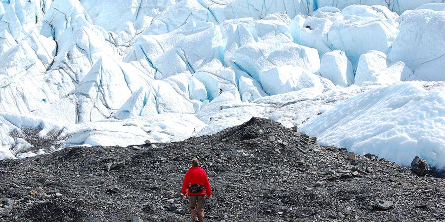 Matanuska Glacier - Alaska - Doets Reizen