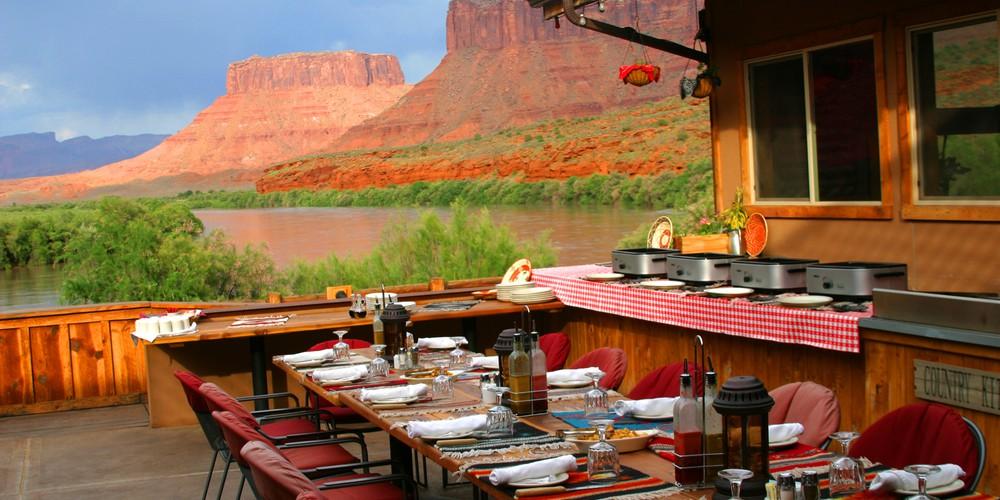 Red Cliffs Lodge - Moab - Utah - Doets Reizen