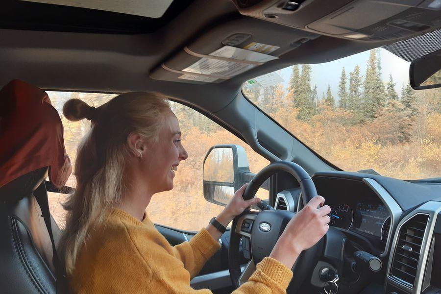 Camper vakantie Yukon - Fraserway - Canada - Doets Reizen