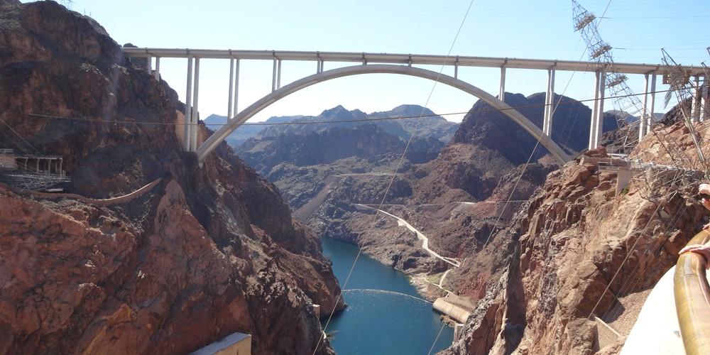 Hoover Dam - Nevada - Doets Reizen