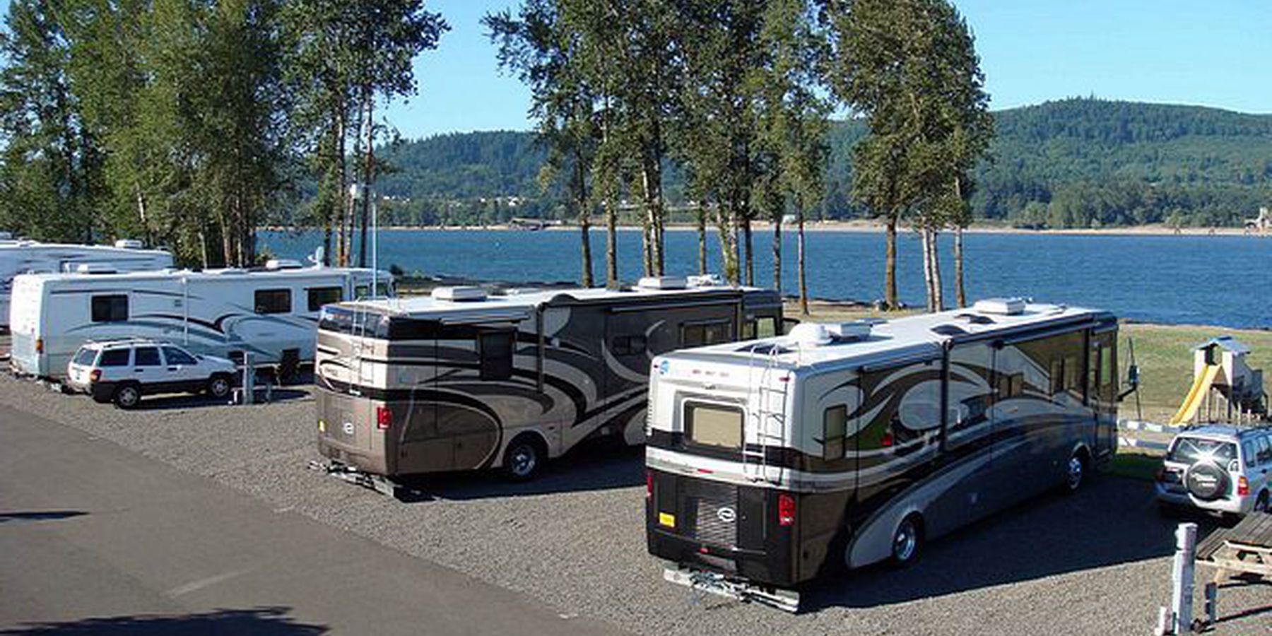 Columbia River RV Park 2
