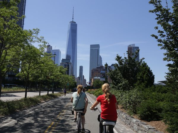 New York - Doets Reizen