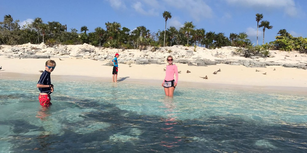 Great Exuma - Cruise Bahamas - Cruisevakantie - Doets Reizen