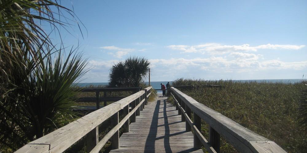 Cocoa Beach - Florida - Doets Reizen