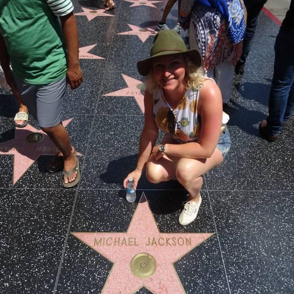 Walk of Fame - Hollywood - California - Amerika - Doets Reizen