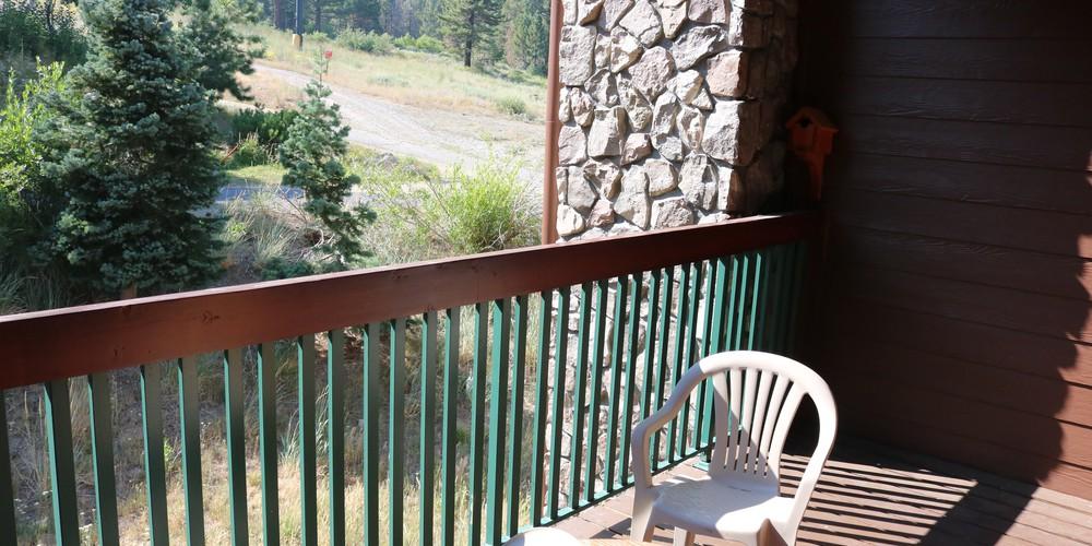 Juniper Springs Hotel - Mammoth Lakes - California - Amerika - Doets Reizen