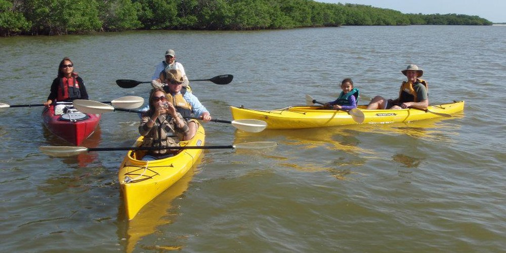 Boat Assited Tour - Everglades National Park - Florida - Doets Reizen