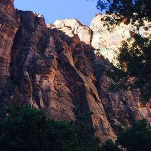 paardrijden in de Bryce Canyon en zion NP - Dag 8 - Foto