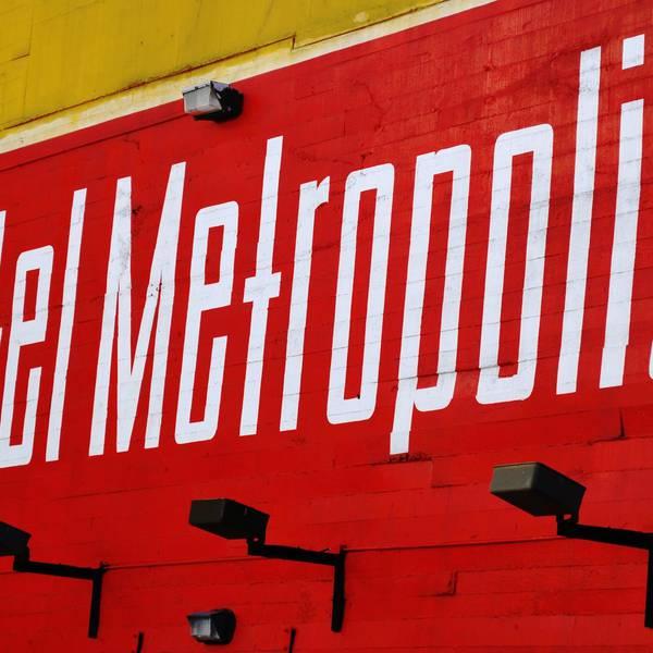 Hotel Metropolis - vooraanzicht