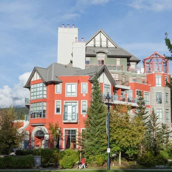 Whistler Premier Resort - aanzicht