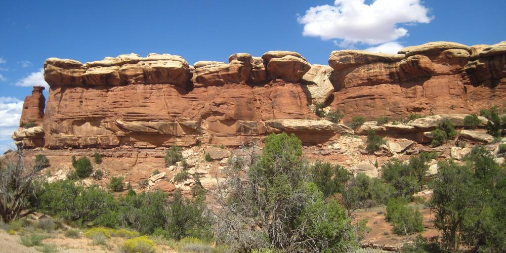 Canyonlands National Park - Utah - Doets Reizen