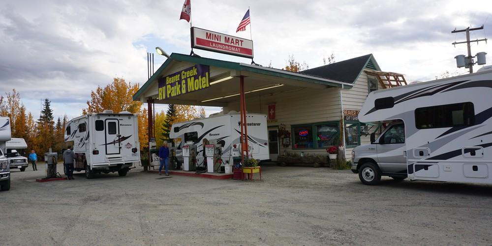 Beaver Creek - Yukon - Canada - Doets Reizen