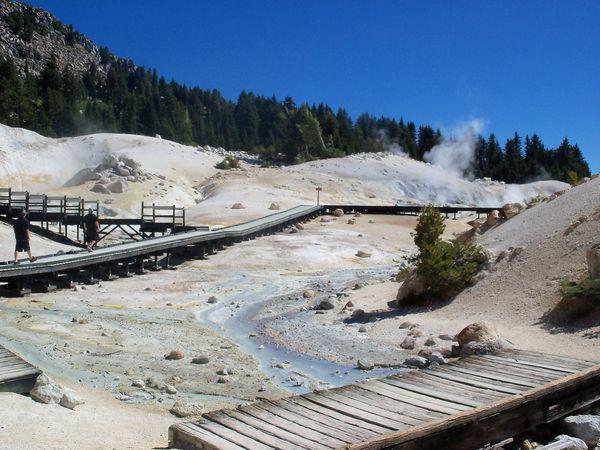 Lassen Volcanic National Park - California - Amerika - Doets Reizen