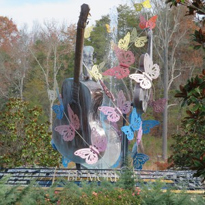 Asheville , SC naar Pigeon Forge ( Dollywood ) , TN - Dag 12 - Foto