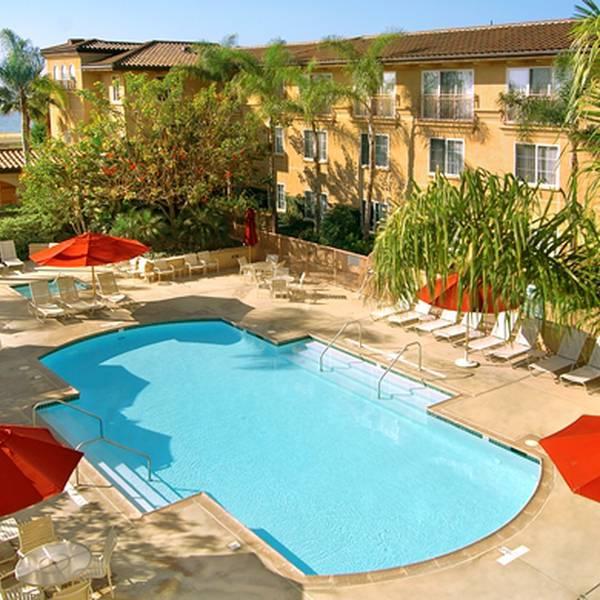 Hilton Garden Inn Carlsbad - pool