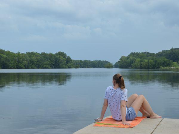 Land between the Lakes - Kentucky - Amerika - Doets Reizen