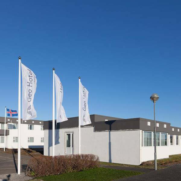 Geo Hotel Grindavík - Buiten