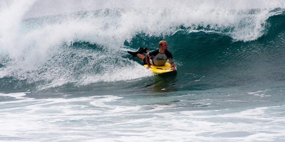 Sandy Beach - Oahu - Hawaii - Doets Reizen