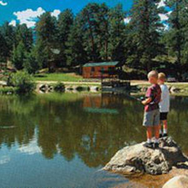 Spruce Lake RV Resort - meer