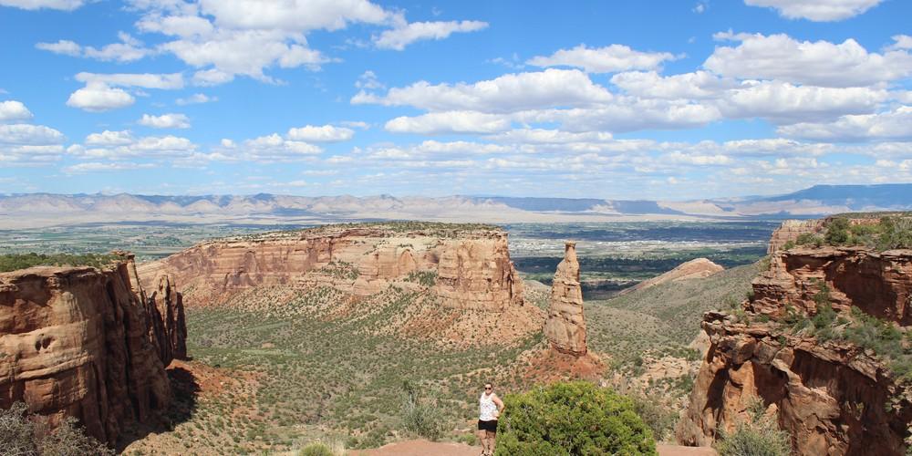 Colorado National Monument - Grand Junction - Colorado - Doets Reizen