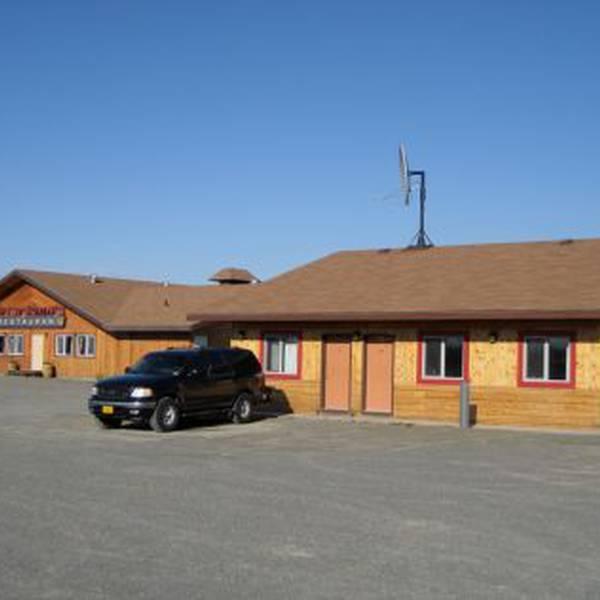 Young's Motel - buiten