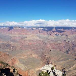Williams & de Grand Canyon - Dag 8 - Foto