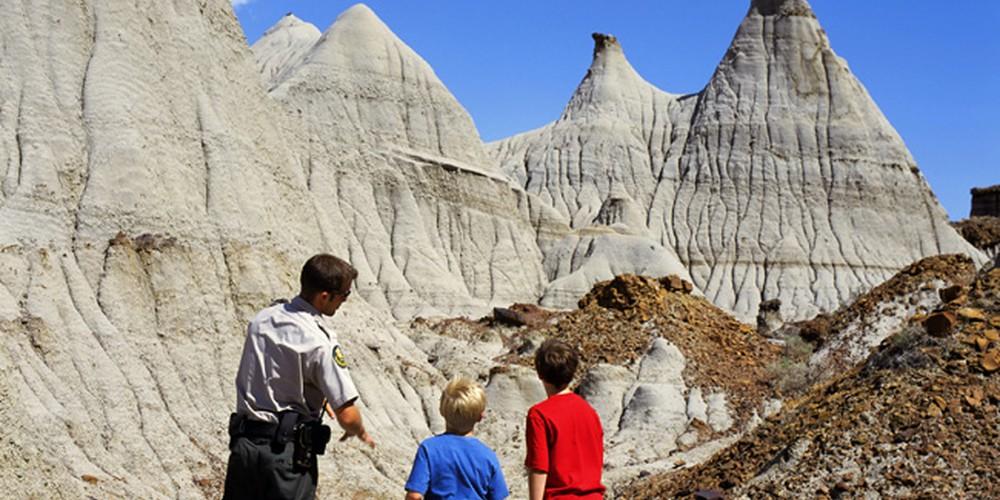 Badlands - Alberta - Canada - Doets Reizen