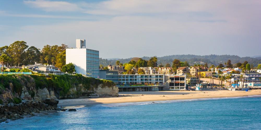 Dream Inn - Santa Cruz - California - Amerika - Doets Reizen